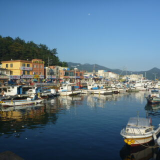 korean business translation - Family History Tour 2012 (11 of 22) - Heuksan Island, Around Town