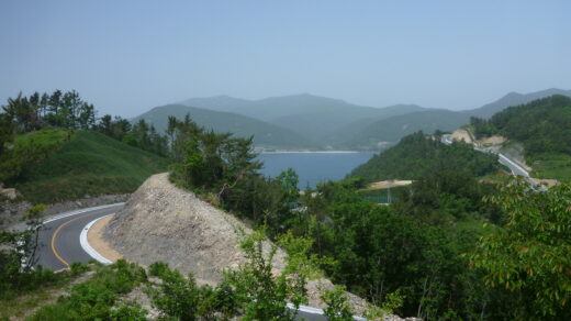 best-korean-translation, Along the Namhae Barae-Gil